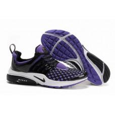 Nike Presto полоски/черный/фиолетовый